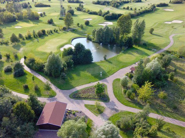 Nur ein Drive vom CCL entfernt: Der GolfPark Leipzig - Seehausen e.V.