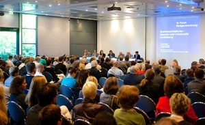 Das Forum RöV zieht jedes Jahr beim RöKo viele Interessierte und Debattierfreudige an