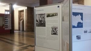 Noch bis zum 13.09.2016 in Tübingen zu sehen: Die Ausstellung Radiologie im Nationalsozialismus
