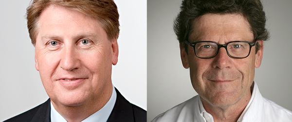 Einladung der Kongresspräsidenten Prof. Dr. Ernst J. Rummeny und O. Univ.-Prof. Dr. Werner Jaschke