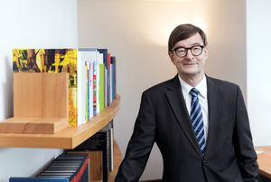 Prof. Dr. Otmar D. Wiestler, Präsident der Helmholtz-Gemeinschaft