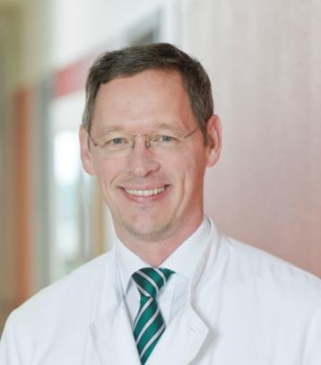 Prof. Dr. Johannes Weßling, Leiter der Klinik für Radiologie des Clemenshospitals in Münster