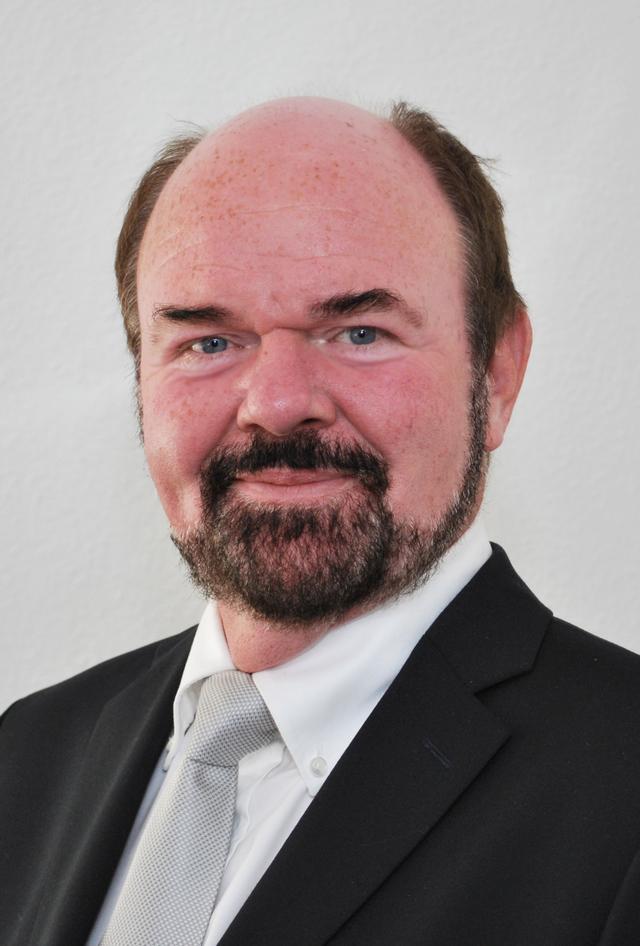 Prof. Dr. Dieter Liermann, Direktor des Instituts für Diagnostische, Interventionelle Radiologie und Nuklearmedizin am Universitätsklinikum Marien Hospital in Herne