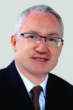 Prof. Dr. Thomas Fischer, Vorsitzender der AG Ultraschall (AGUS) der DRG und Leiter des Interdisziplinären Ultraschall-Zentrums an der Charité in Berlin