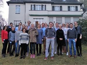 Die begeisterten Teilnehmerinnen und Teilnehmer des ersten FFF-Intensivkurses in Berlin.