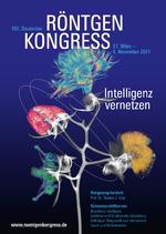 Kongressplakat des 102. Deutschen Röntgenkongresses