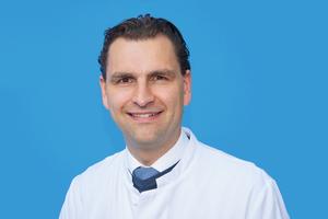 PD Dr. Lars Schimmöller leitet die Abteilung Uroradiologie am Universitätsklinikum Düsseldorf und ist Vorsitzender der AG Uroradiologie und Urogenitaldiagnostik. © privat