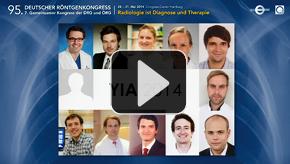 Sehen Sie hier das Video der Preisverleihungen zum YIA, Röntgen-Ring und Röntgen-Preis und zum Alfred-Breit-Preis.