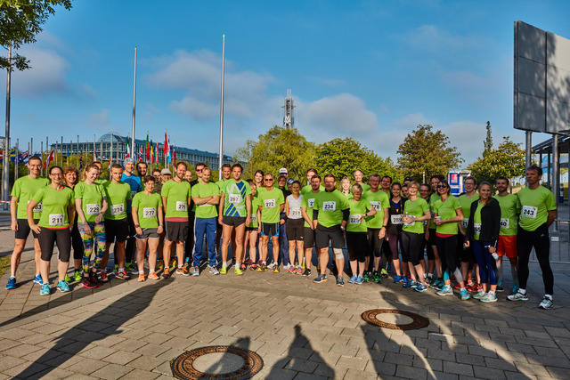 So startete man zum 2. Spendenlauf - 2016 erstmals in Leipzig. Auch 2017 heißt es wieder: Sportschuhe an und laufen für den guten Zweck.