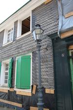 Noch Baustelle, bald Touristenmagnet: Das Geburtshaus