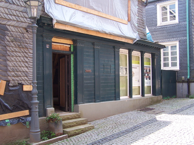 Röntgen's Birthplace open its doors on 9/13