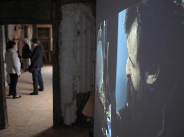 Gäste im Haus! Röntgens kritischer Blick bei der Filmvorführung